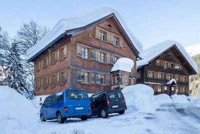Pfarrhof mit Gemeindehaus